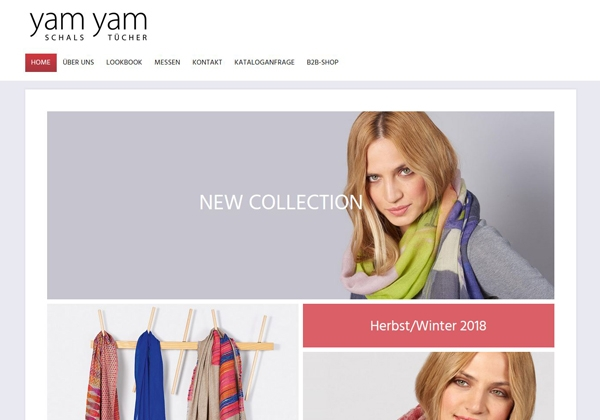 Yam Yam fashion Shopware